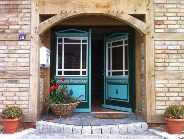 Relativ Fenster und Türen | Fuhrberger Fachwerkhaus TY34